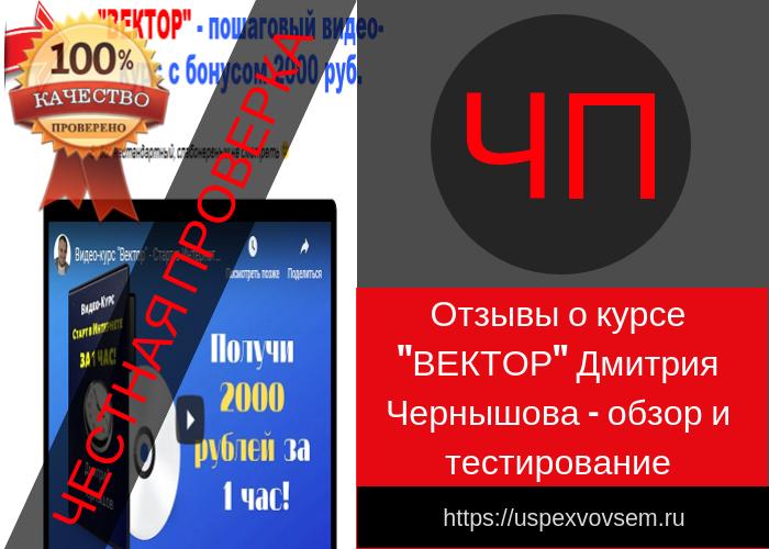 otzyvy-o-kurse-vektor-dmitrija-chernyshova-obzor-i-testirovanie